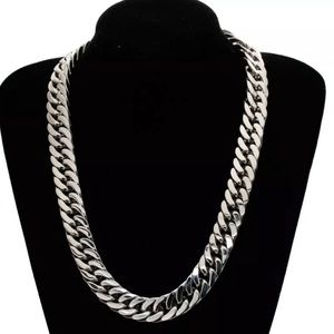 17mm 24 inches heavy necklace